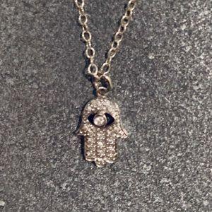 Jewelry - Diamond Hamsa